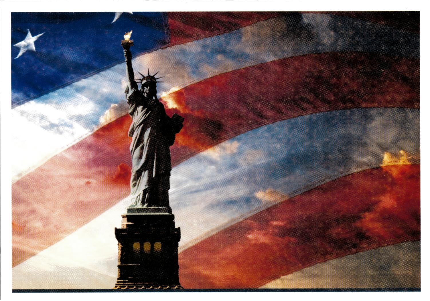 Proud American Salute to All Who Serve Our Great Nation